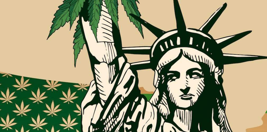 Nueva York prevé legalizar la marihuana recreativa -